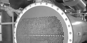 Équipement d'échange de chaleur tubulaire