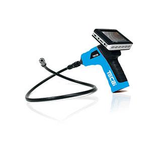Le système d'inspection vidéo ultra portable