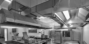 Systèmes d'extraction de fumée dans les cuisines