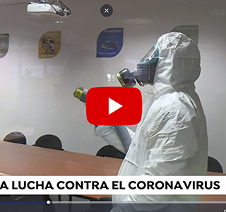 coronavirus ozono