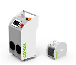 générateurs d'ozone comprend des ozoniseurs portables et des générateurs d'ozone industriels.