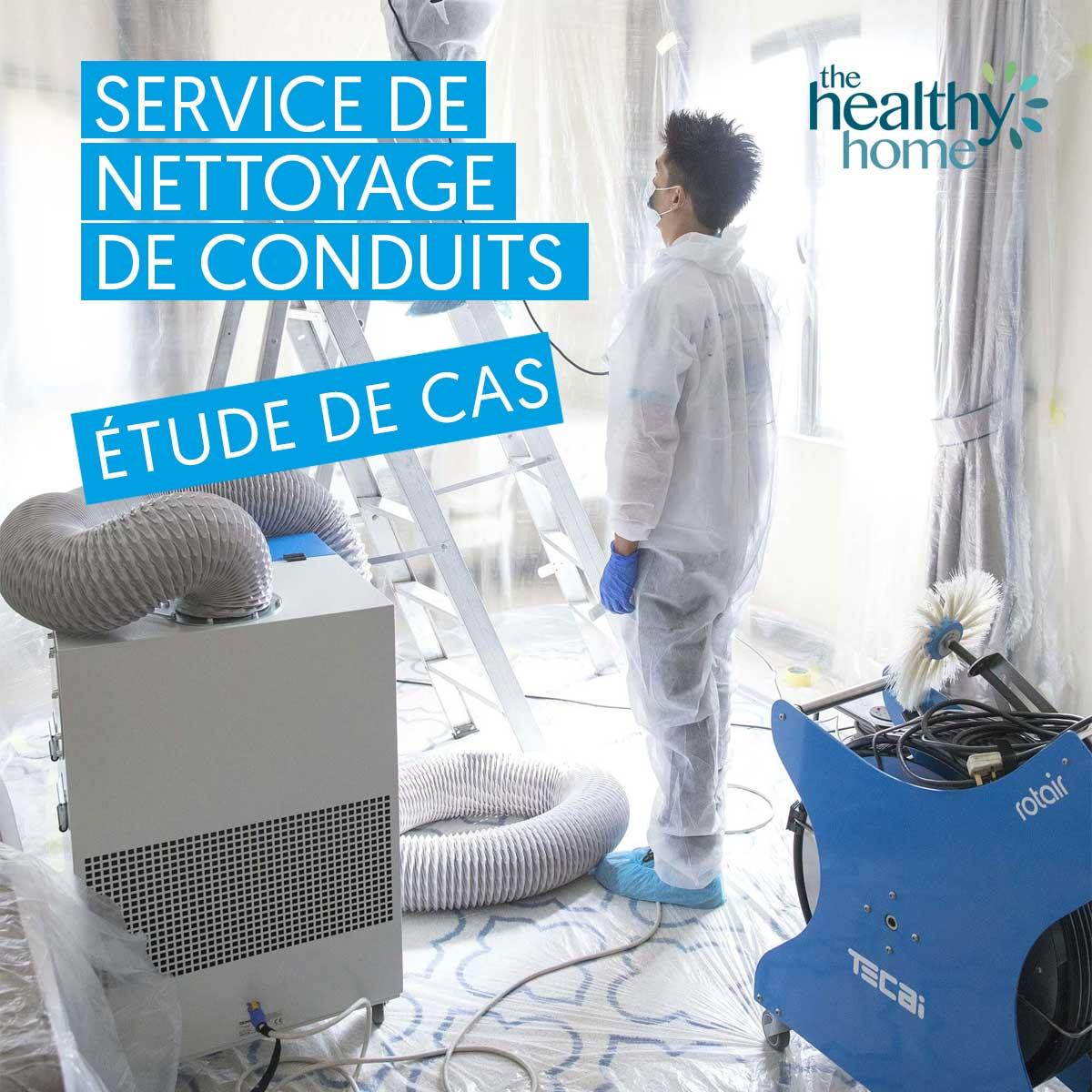SERVICE DE NETTOYAGE DE CONDUITS